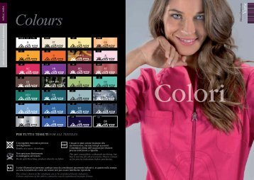 Colours - Cliveste