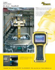 TURCK BL ident RFID Handhelds - Clearwater Technologies, Inc.