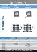 CONTRINEX Cubic Compact Photoelectric Sensors - Page 4