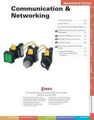 Idec US Authorized Distributor SA1E-NN1-2M