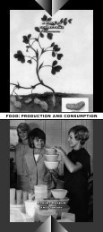 food: production and consumption - Hagley Museum and Library