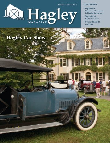 Hagley Car Show - Hagley Museum and Library