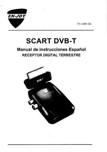 SCART DVB-T - Molgar
