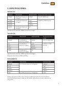 multímetro digital autorrango profesional 3 1/2 dígitos - Molgar - Page 5
