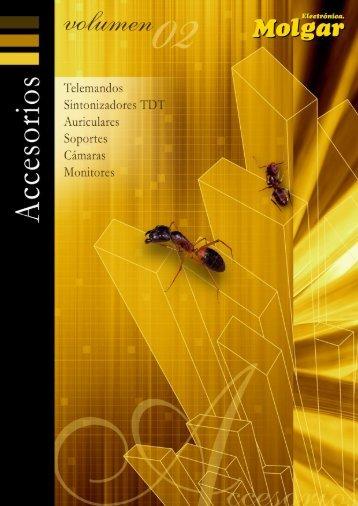 Libro de accesorios - Molgar