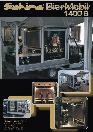 datenblatt 1400B druck - Schira Mobil