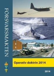 Operativ Doktrin 2014