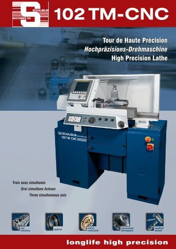 102 TM-CNC