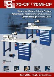 Catalogo Schaublin 70-CF / Mi-CF - Vemas