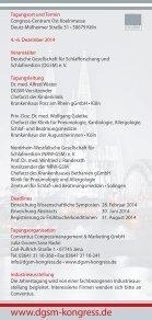 Ankündigung - Österreichische Gesellschaft für Schlafmedizin und ... - Page 2