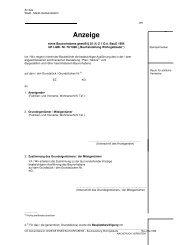 Anzeige Baufreistellung Wohngebäude - Schlatt