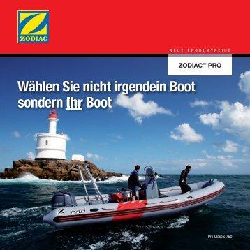 techn. Daten und Informationen finden Sie hier. - Bootszentrum ...