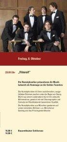 KULTUR- HERBST 2010 - Schliersee - Seite 5