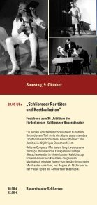 KULTUR- HERBST 2010 - Schliersee - Seite 6
