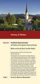 KULTUR- HERBST 2010 - Schliersee - Seite 7