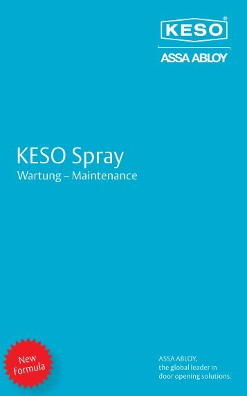 KESO Spray