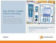 Alaris System DFU Model 8015 - CareFusion