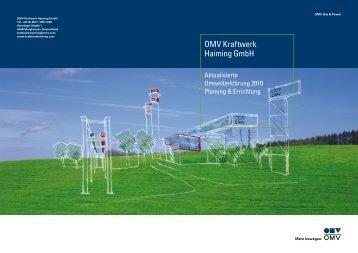 OMV Kraftwerk Haiming  GmbH