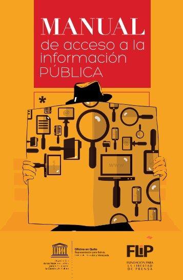 Manual de acceso a la información web