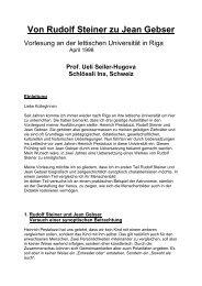 Steiner und Gebser Riga April 98 - Schloessli Ins