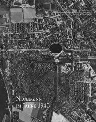 NeubegiNN im Jahre 1945 - Schloß-Gymnasium Benrath