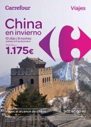Información y reservas El precio incluye: Billete de avión ... - Carrefour
