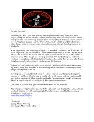 Skinny Wheels Bike Rack Offer - Davie County Chamber of Commerce