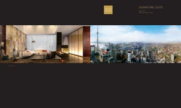 download floorplan pdf - Living Shangri-La Toronto