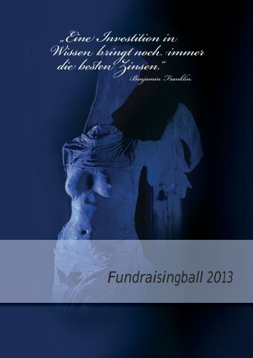 Fundraising Ball 2013 - Schloss Neubeuern