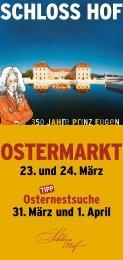 Infoflyer zum Ostermarkt (pdf) - Schlosshof