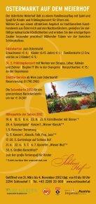 Ostermarkt auf dem meierhOf - Schlosshof - Seite 2