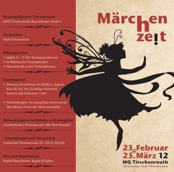 Informationen zur Ausstellung incl. Begleitprogramm