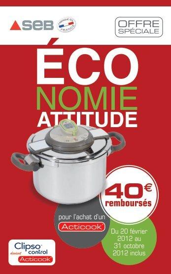40€ remboursés - Electro Depot
