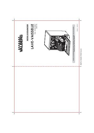 manuel d 39 entretien lave vaisselle cjoint. Black Bedroom Furniture Sets. Home Design Ideas