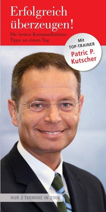 Erfolgreich überzeugen! - SchmidtColleg GmbH & Co. KG
