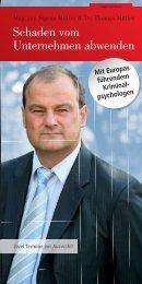 Schaden vom Unternehmen abwenden - SchmidtColleg GmbH ...