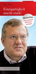 Einzigartigkeit macht stark! - SchmidtColleg GmbH & Co. KG