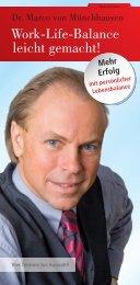 Work-Life-Balance leicht gemacht! - SchmidtColleg GmbH & Co. KG
