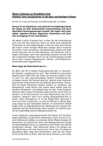 Lesen Sie hier den ganzen Artikel (PDF)