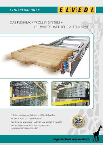 Das Pushback Trolley sysTem – Die wirTschafTliche ... - Elvedi AG