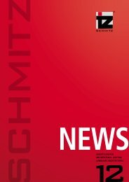 Neuheiten: Light & Building 2012 - Schmitz Leuchten