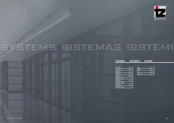 SYSTEMS SISTEMAS SISTEMI - Schmitz Leuchten