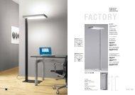 factory standleuchten floor lights lampes sur pieds - Schmitz Leuchten
