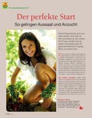 Compo Pflanzenanzucht: So gelingen Aussaat ... - Schneckenprofi