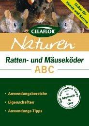 Ratten- und Mäuseköder ABC - Schneckenprofi