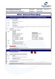 Etisso® Universal Power-Spray - Schneckenprofi