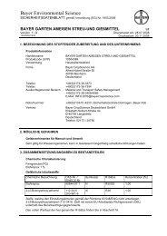 Bayer Ameisen Streu Giessmittel - ingadi.de