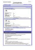 Sicherheitsdatenblatt - Schneckenprofi - Page 6