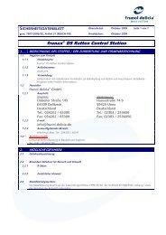 frunax® DS Ratten Control Station - Schneckenprofi