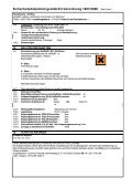 Sicherheitsdatenblatt gemäß EU-Verordnung 1907 ... - Schneckenprofi - Page 5